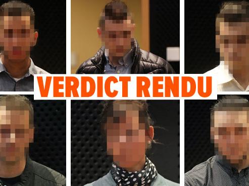 """Une femme acquittée, quatre coupables et un complice pour le meurtre """"barbare"""" de Roisin"""
