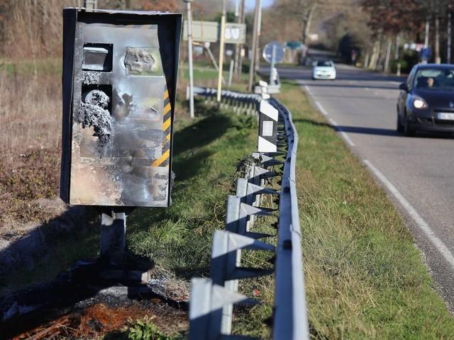 Radars vandalisés : une facture qui pourrait dépasser les 500 millions d'euros