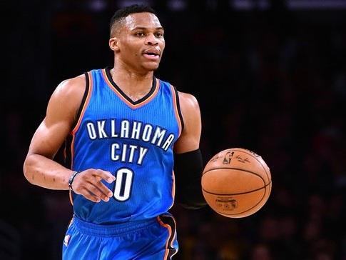 Westbrook élu meilleur joueur par ses pairs