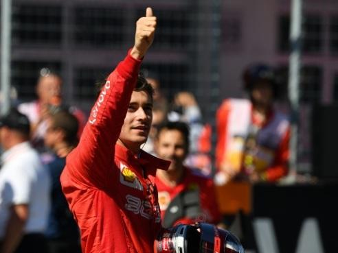 GP de F1 d'Autriche: Leclerc passe la seconde, Hamilton pénalisé