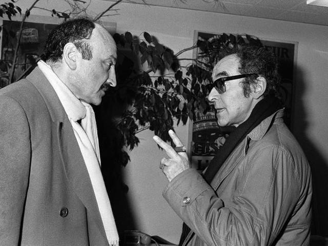 """Jean-Luc Godard : """"Il ne faut rien comprendre, il faut juste regarder et écouter"""""""