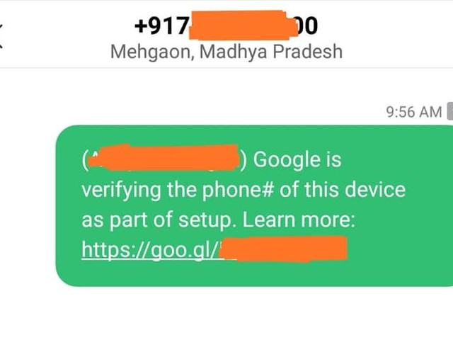 Pourquoi Google envoie des SMS depuis votre smartphone sans vous le dire