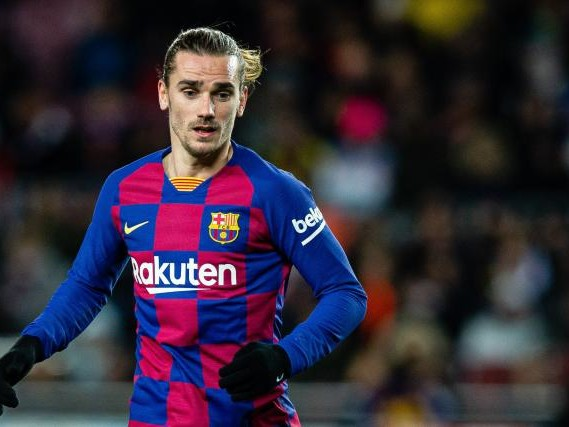 Foot - ESP - Coupe - Coupe du Roi : Antoine Griezmann sauve le Barça face à une D3
