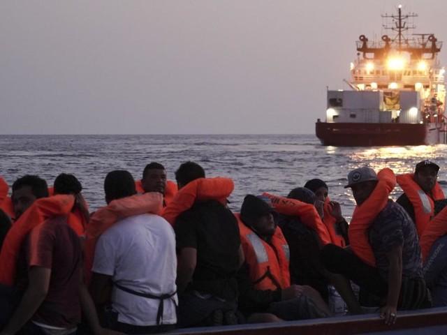 L'Italie autorise le débarquement de 182 migrants du navire de secours Ocean Viking