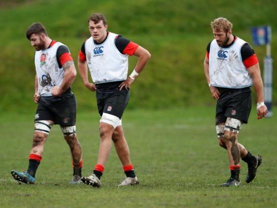 Rugby - Tournoi - ANG - L'Angleterre avec huit novices pour préparer le Tournoi des 6 Nations