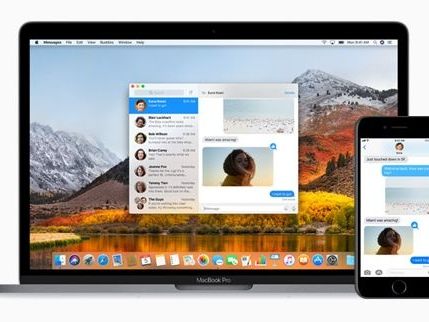 macOS High Sierra, c'est maintenant