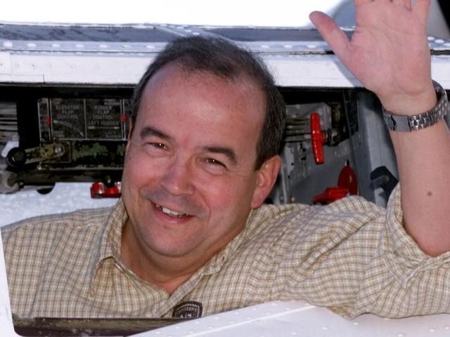 """Pour l'ex-spationaute Patrick Baudry, l'ISS est un """"bobard"""" trop cher"""