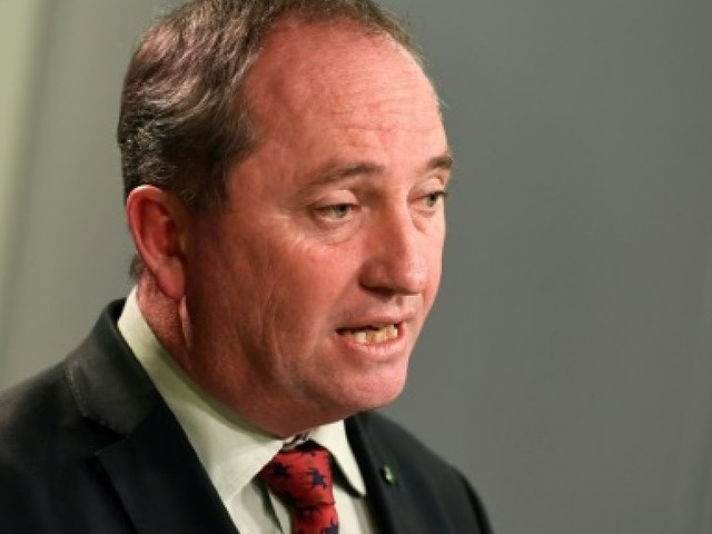 Accusé de harcèlement sexuel, le numéro 2 du gouvernement australien démissionne
