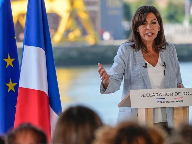 Anne Hidalgo candidate à la présidentielle: ce que son premier discours dit de sa stratégie