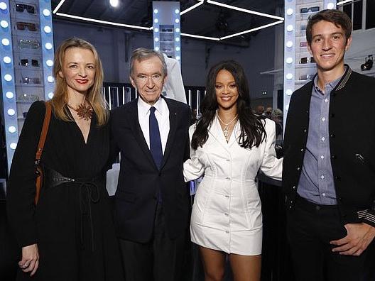 Rihanna : la soirée de lancement de Fenty à Paris [Vidéos]