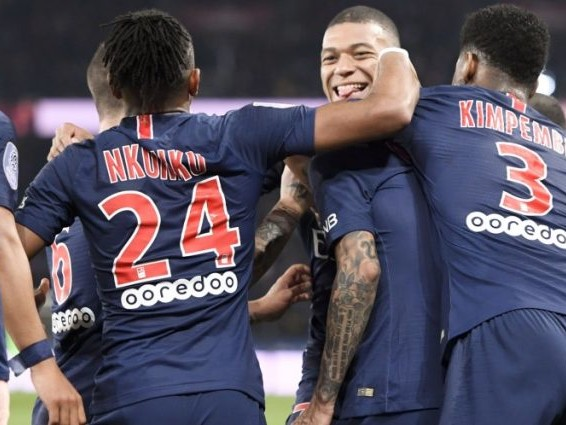 Paris fait le spectacle contre Montpellier