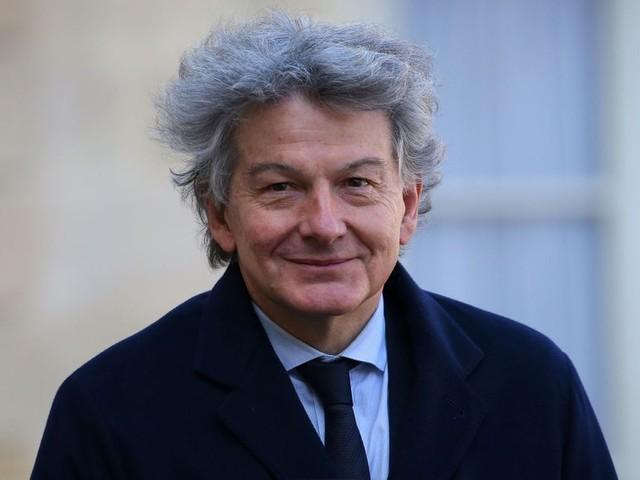 Candidat français à la Commission européenne, Thierry Breton franchit une première étape