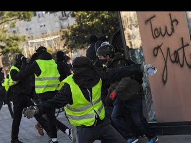 """Manifestations du 1er-Mai : """"pas plus violentes que les samedis précédents"""""""