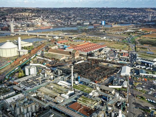 Contre la réouverture de Lubrizol, Rouen Respire lance une action en justice