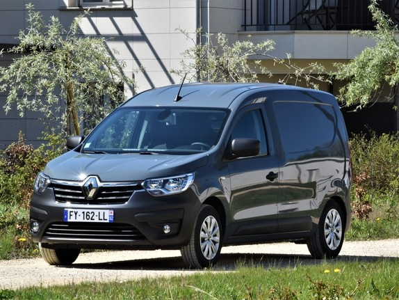 Essai - Renault Express Van (2021) : droit au but