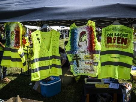 """Manifestations/""""Gilets jaunes"""": important dispositif de sécurité samedi à Paris"""