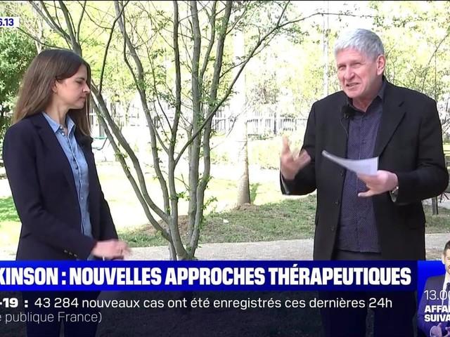 Parkinson : nouvelles approches thérapeutiques - 11/04