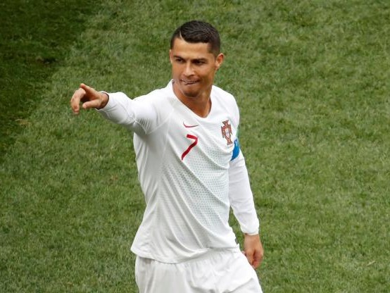 CM 2018 - POR - Cristiano Ronaldo devient le meilleur buteur européen en sélection