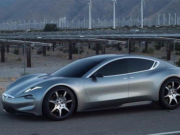 Fisker EMotion : la concurrente de la Tesla Model S se dévoile en images