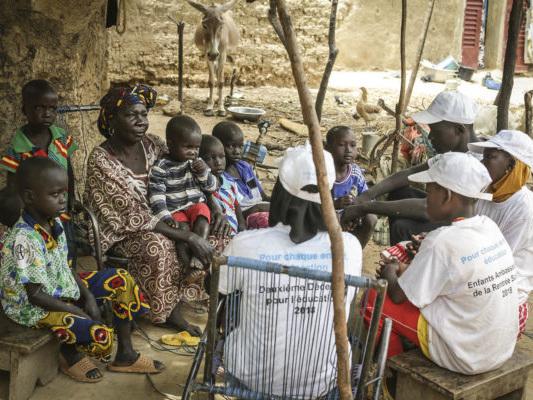 La campagne nationale sur l'accès à l'éducation des enfants lancée ce jeudi à Bamako