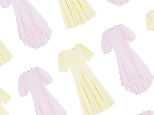 25 robes pastel parfaites pour une cérémonie