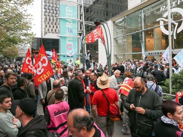 Qui fait grève le 5 décembre prochain?