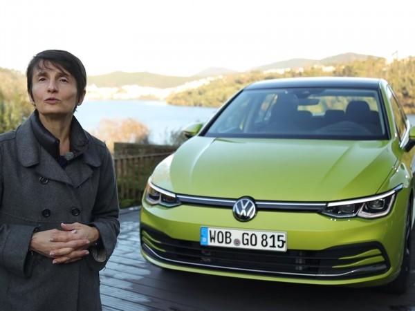 Volkswagen Golf 8 (2019) : premières impressions de conduite