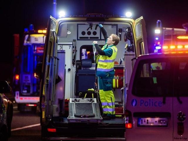 Une ambulancière agressée à l'arme à feu par la dame qu'elle venait secourir à La Louvière: «Elle est sous le choc»
