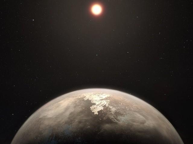 Ross 128 b : une exoplanète qui pourrait abriter la vie