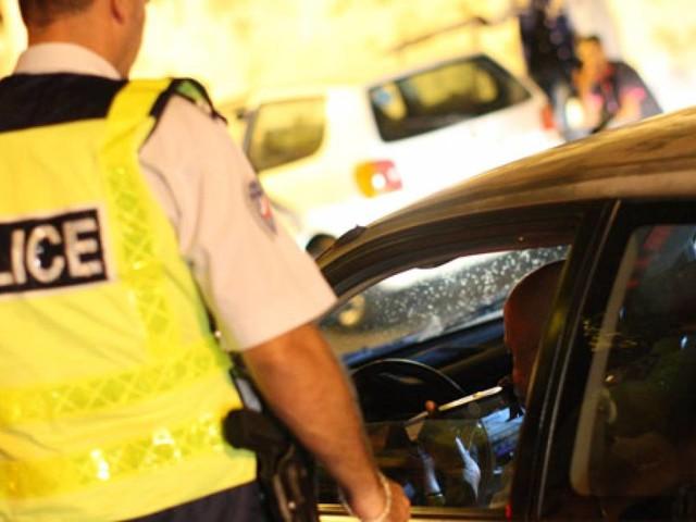 Sécurité routière : 197 infractions relevées par les policiers ce week-end