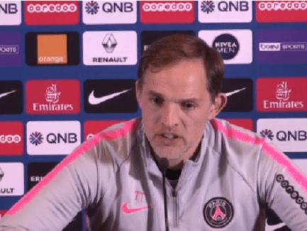 Lorient/PSG – Suivez la conférence de presse de Tuchel ce samedi à 13h30