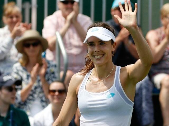 Tennis – WTA – Bronx : Cornet verra les quarts face à Giorgi