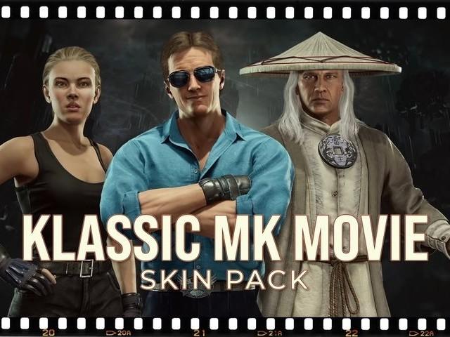 """Un lot de costumes """"MK, le film Klassique"""" est disponible pour Mortal Kombat 11 Ultimate"""
