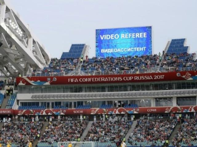 La Fifa va officialiser l'arbitrage vidéo au Mondial en Russie
