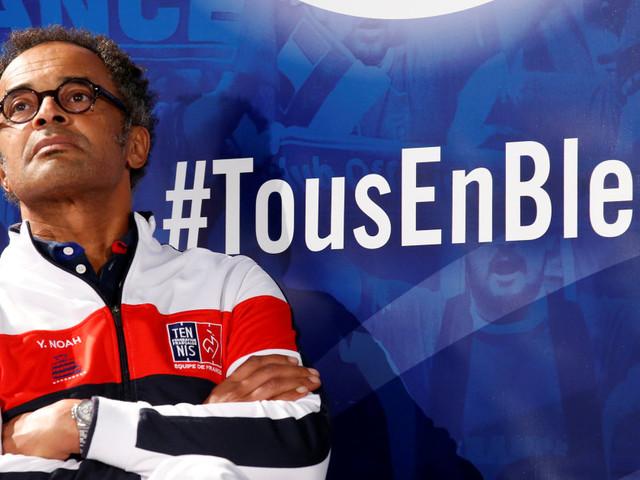 La Coupe Davis 2018 sera la dernière de Yannick Noah