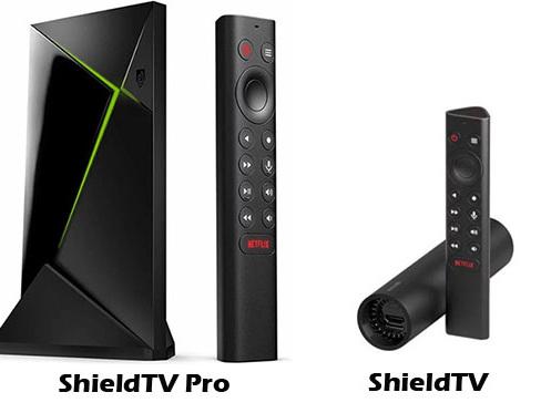 Deux nouveaux boitiers NVIDIA ShieldTV ont fuité sur le net : la ShieldTV et la ShiedTV Pro