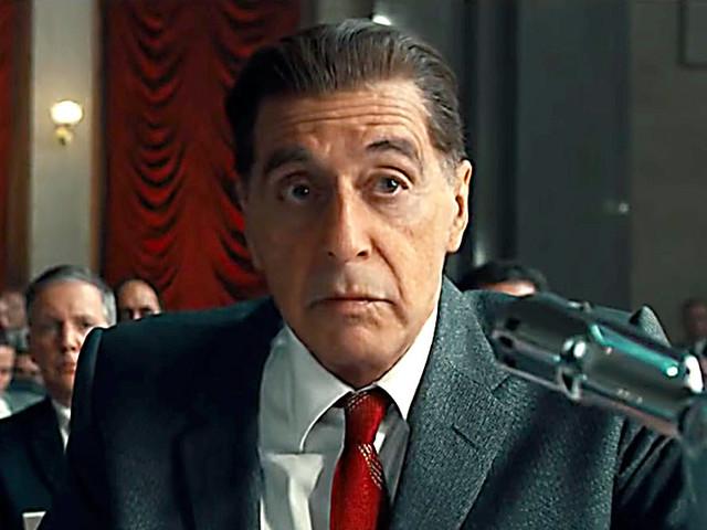 Al Pacino pour «The Irishman» sur Netflix : «C'était incroyable de se voir rajeunir !»