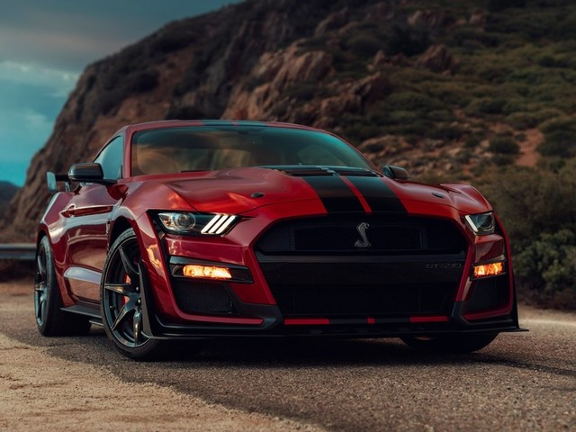 À l'essai cette semaine : la Ford Mustang Shelby GT500 de 760 chevaux