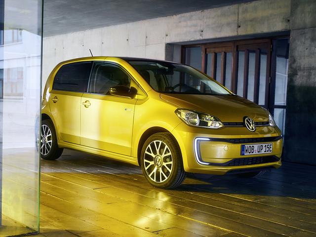 Nouvelle Volkswagen e-Up! : l'électrique accessible