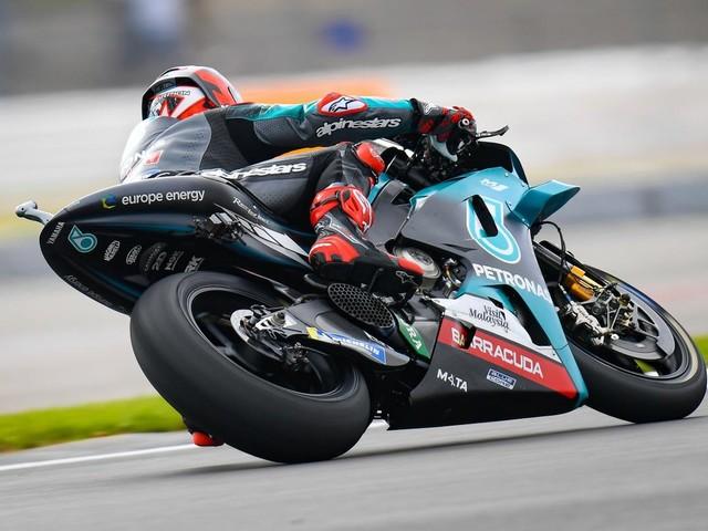 MotoGP 2019 à Silverstone : vendredi pour Quartararo, avec le record du tour !
