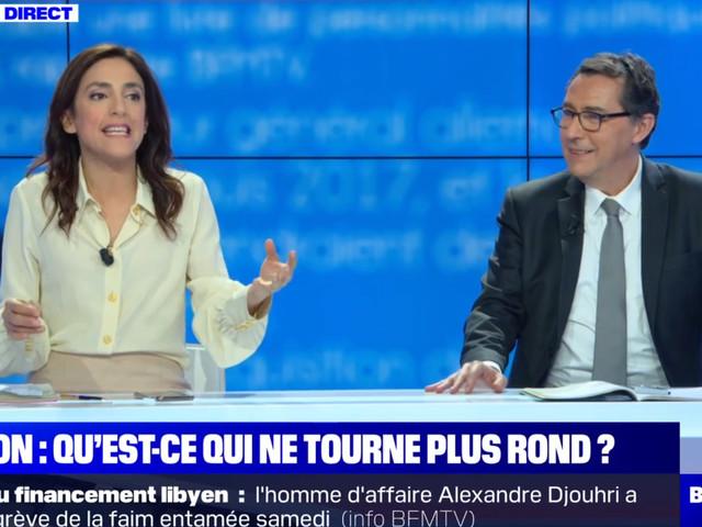 """""""Le Président impressionne tout le monde autour de lui"""" : va-t-on devoir déménager le siège de BFM à l'Élysée ?"""