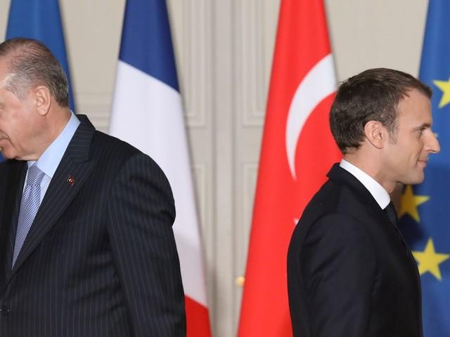 Face à Erdogan, Macron soutenu par plusieurs dirigeants européens