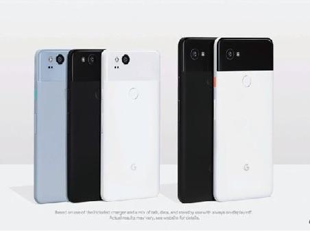Google Pixel 2 et Pixel 2 XL : des smartphones à l'IA