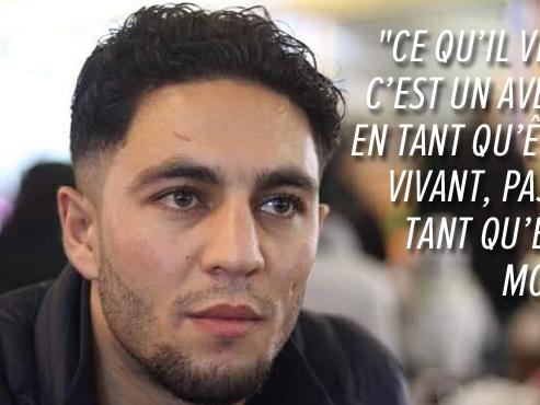 """Marie-Claire et de nombreux Couvinois se mobilisent pour Hayatullah, un Afghan de 24 ans: """"S'il retourne là-bas, sa vie est en danger"""""""