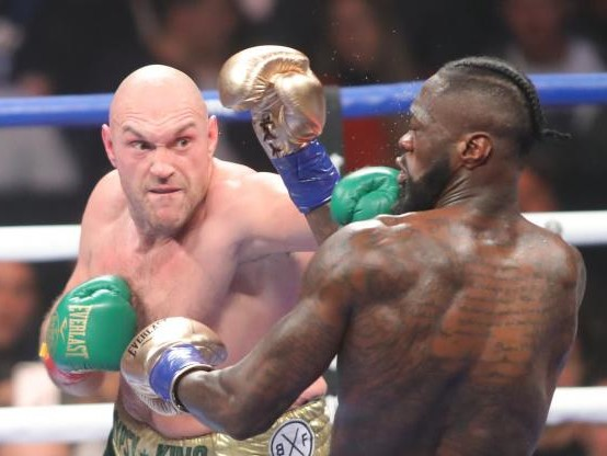 Boxe - Lourds - Tyson Fury signe un deal avec ESPN