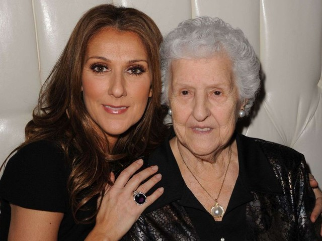 Céline Dion, sa mère ne lui tiendra plus la main