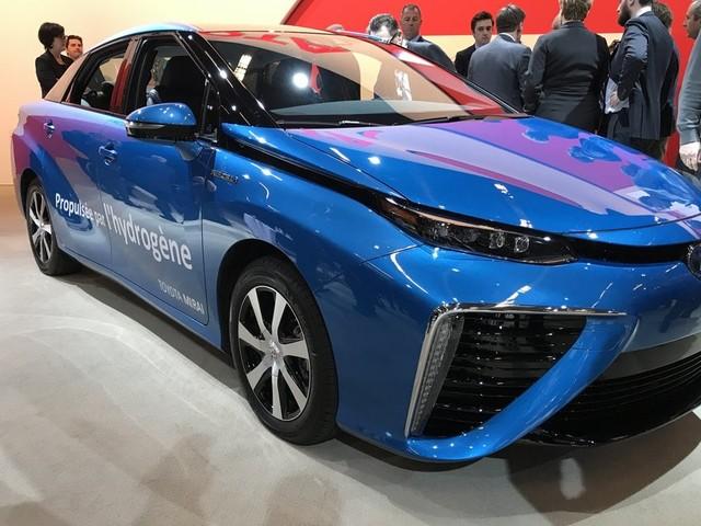 Toyota Mirai 2018 : bienvenue en 2030!