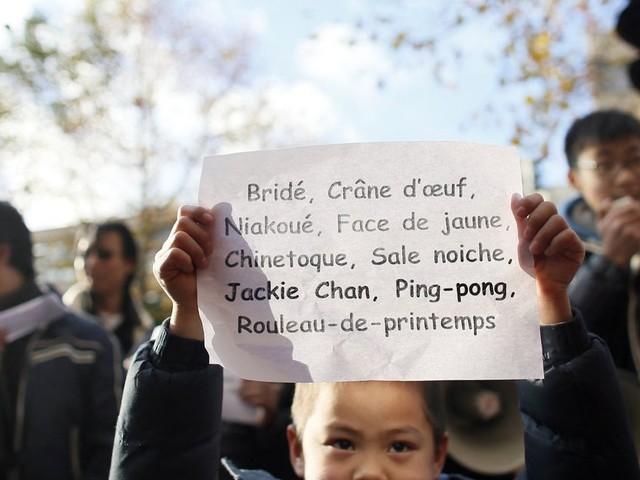 """Racisme en France: """"une part importante des actes racistes ne sont pas signalés"""""""