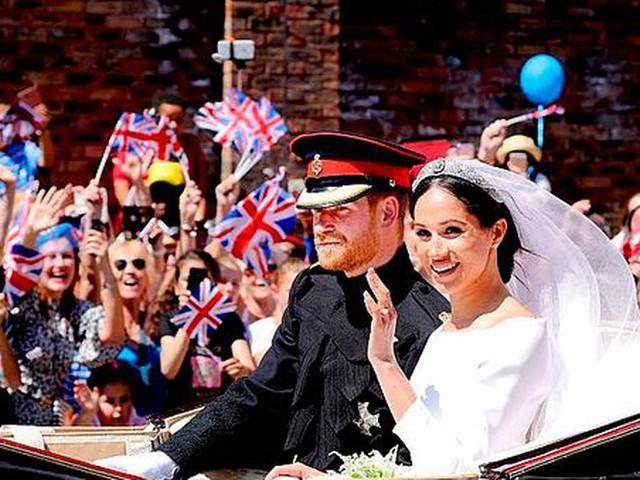 """""""Megxit"""", Harry et Meghan d'Angleterre renoncent à leurs titres royaux"""