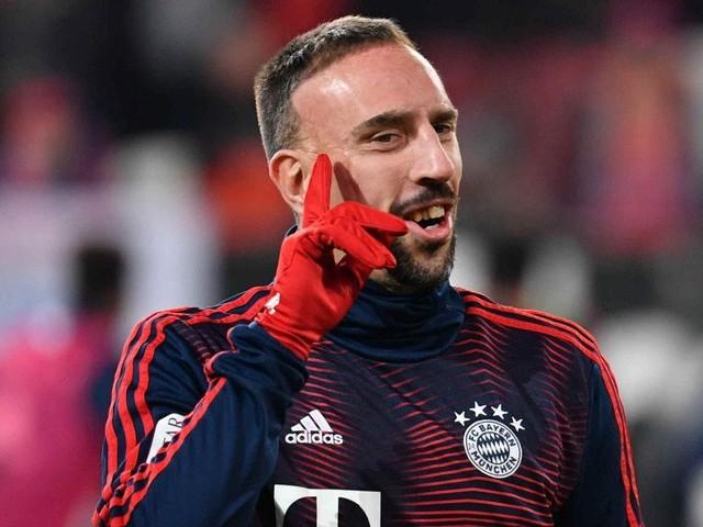 Franck Ribéry : Papa pour la 5ème fois !